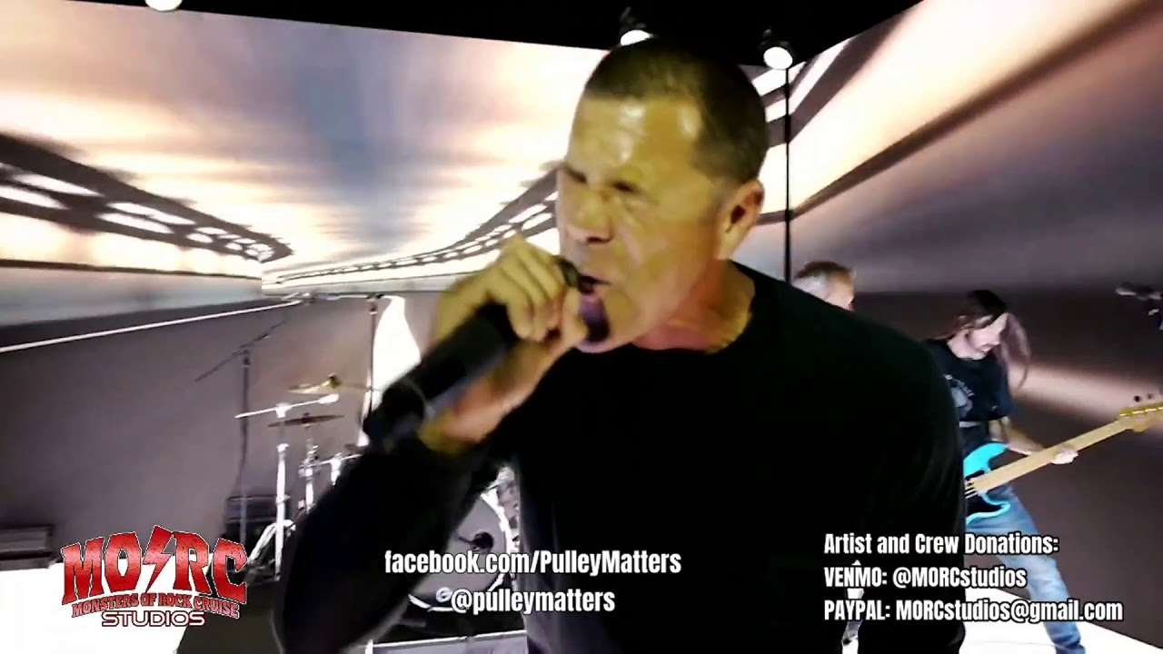 Download PULLEY- Monsters of Rock Livestream