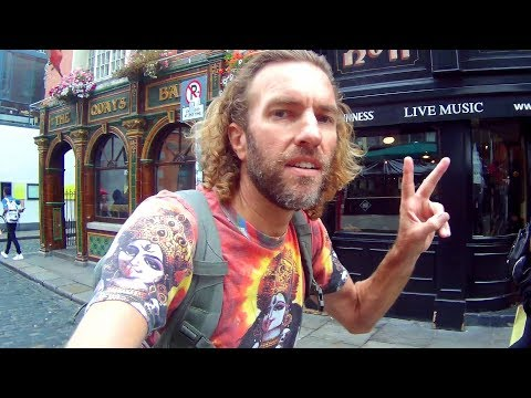 Dublin, Ireland: Exploring the City Center