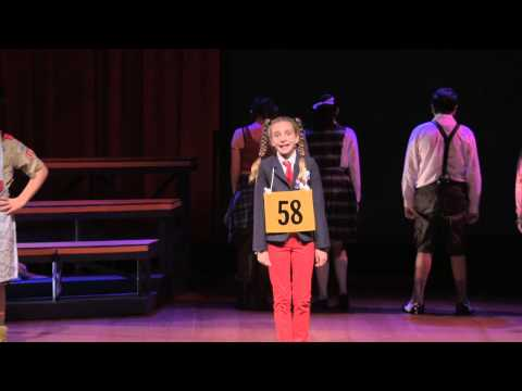 Siena Worland-Age 11-Woe Is Me-25th Annual Putnam County Spelling Bee