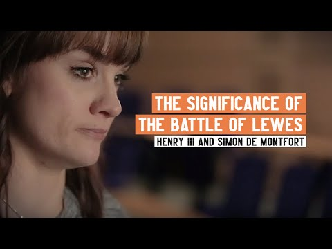 The Significance of the 1264 Battle of Lewes | 2 Minute History
