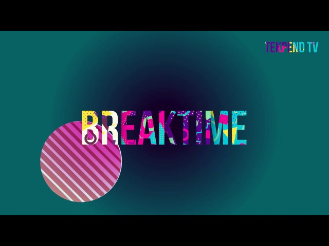 BREAKTIME #EP1 - Introducing Breaktime