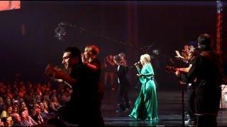 Googoosh - Nemidouni Nokia live 2012 (Dance)