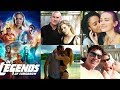 """Legends Of Tomorrow"" Relationhip Statuses"