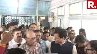 MoS Home Nityanand Rai Visits Sri Krishna Medical College And Hospital In Muzaffarpur