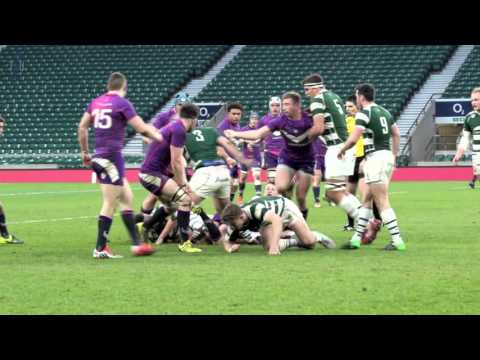 BUCS Men's Rugby Union Final 2016: Exeter vs Loughborough