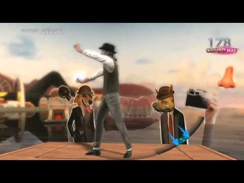 Michael Jackson The Experience -- Leave Me Alone [for PS Vita and 3DS]