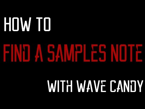 Fl Studio Tutorial: Finding the Key Signature /Note to a Sample
