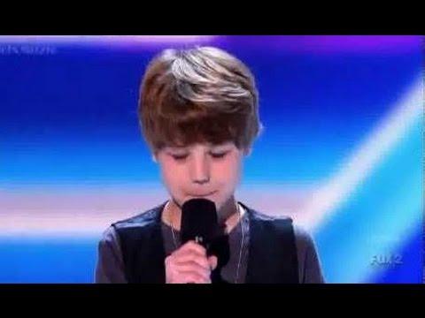 Il ragazzo di maggior talento nel mondo - voce straordinaria - The X Factor