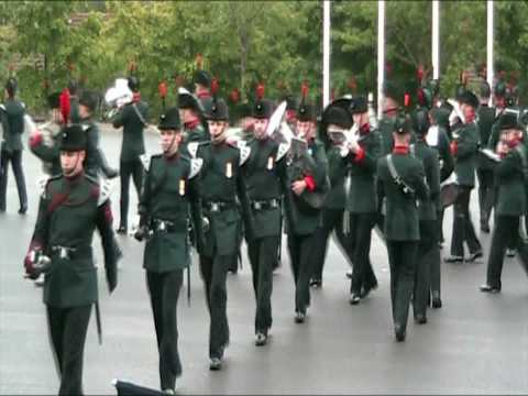 The Royal Green Jackets Regimental Quick March