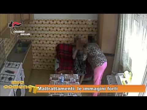 Reggio Calabria maltrattamenti: arrestata una rumena