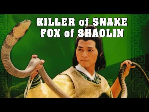 Wu Tang Collection - Killer of Snake Fox of Shaolin