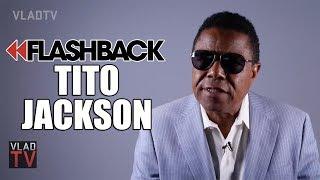 Tito Jackson Says 'Thriller' was Best Michael's Best Album (Flashback)