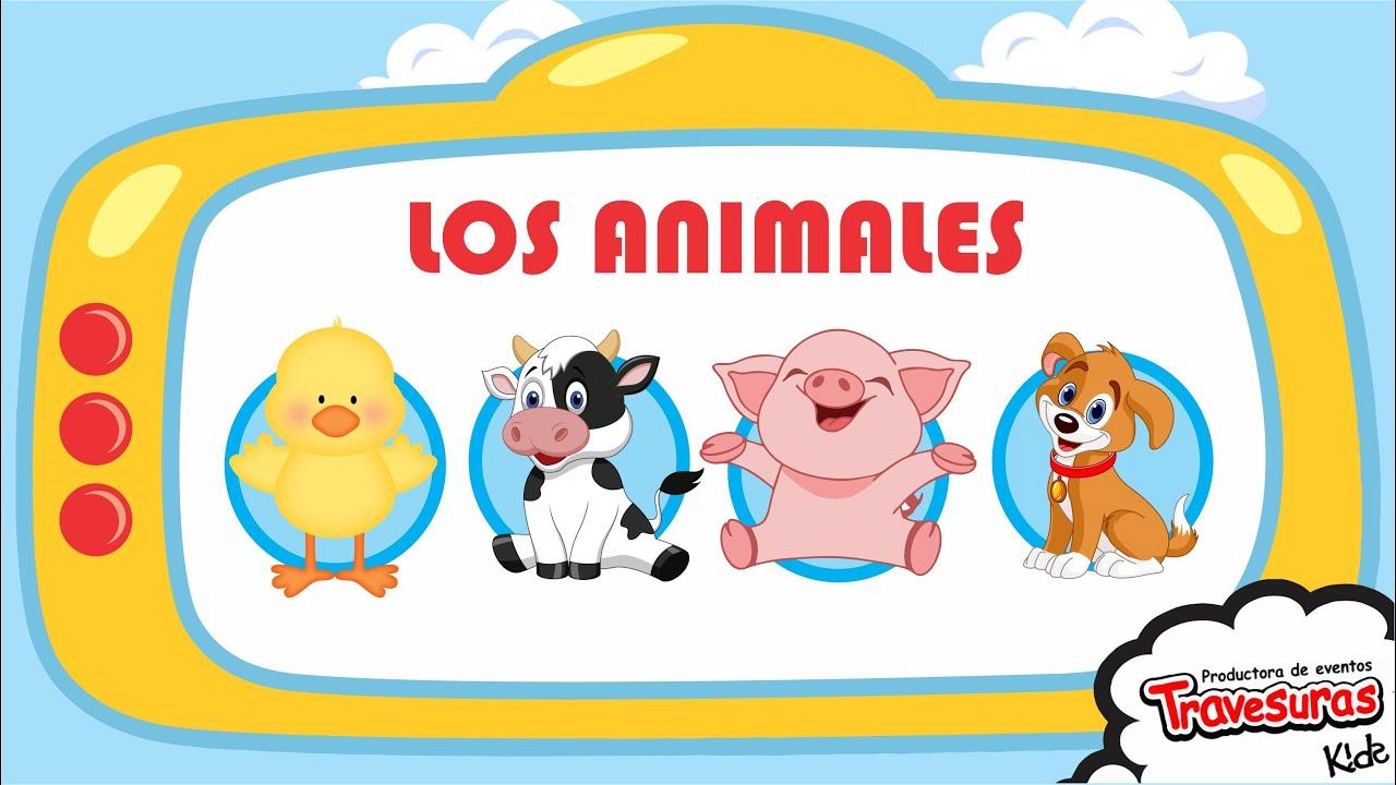 APRENDIENDO  LOS SONIDOS DE LOS ANIMALES