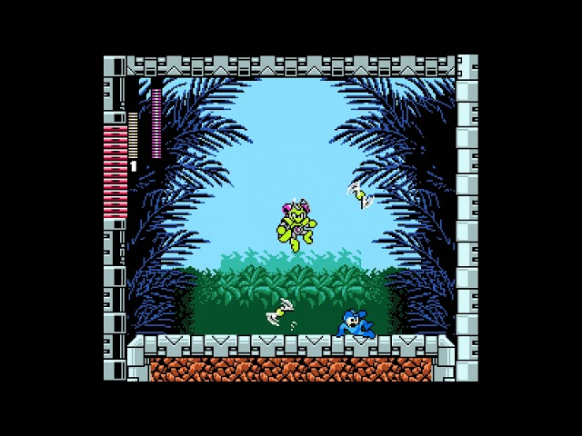 MantisMan Stage - Robot Master Battle 2
