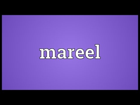 Mareel Meaning
