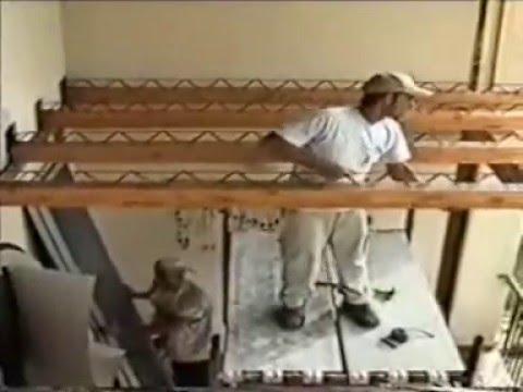Solaio compound napoli avellino salerno solaio e tetto for Piano di costruzione in legno soppalco