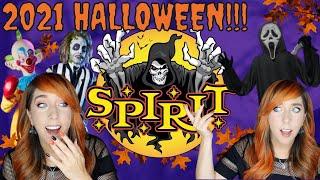 SPIRIT HALLOWEEN 2021!!  BRAND NEW ANIMATRONICS + THE GRAVEYARD  SHIFT! | HALLOWEEN HAPPY