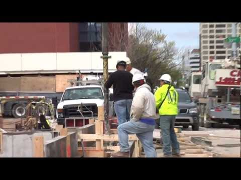 Building LeBow: Cement is not Concrete