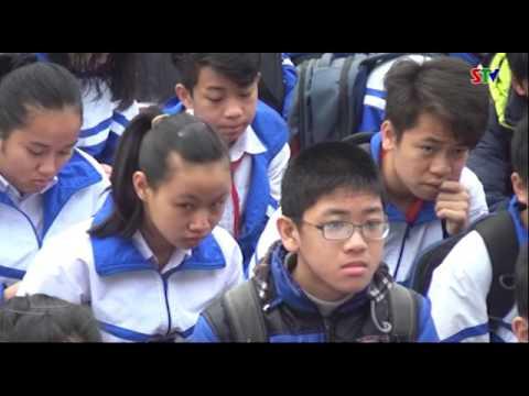 Phù Yên khai mạc cuộc thi Olympic Vật lý qua internet cấp huyện năm học 2016-2017