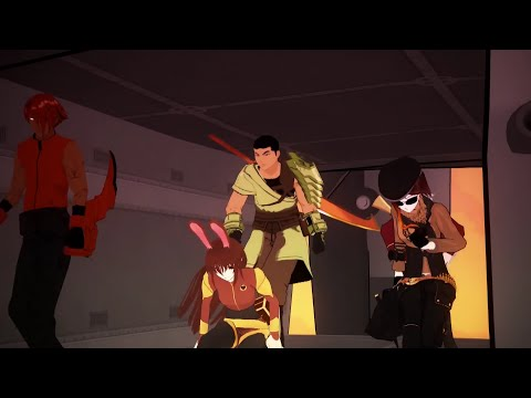 RWBY: CFVY Fight scene (60FPS)