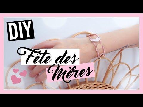 DIY Cadeau Fête des Mères facile ! Family DIY Ft. Allo Maman