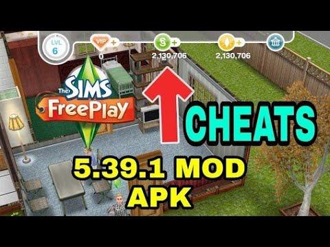 sims freeplay mod apk 5.39.1
