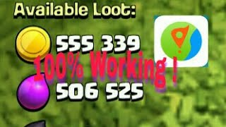 Clash of clans loot trick !