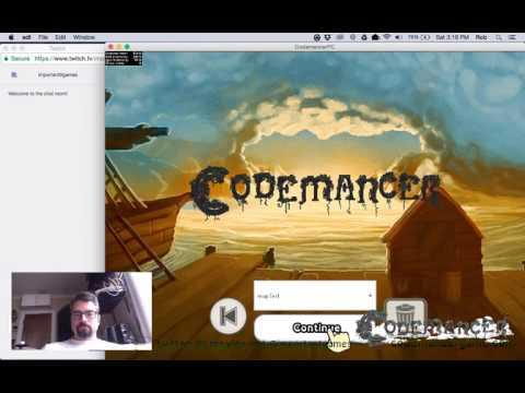 Codemancer Dev Show! 2017/05/14 Part 2