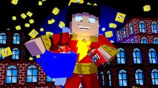 Minecraft: ESCADONA - SHAZAM ‹ AMENIC ›