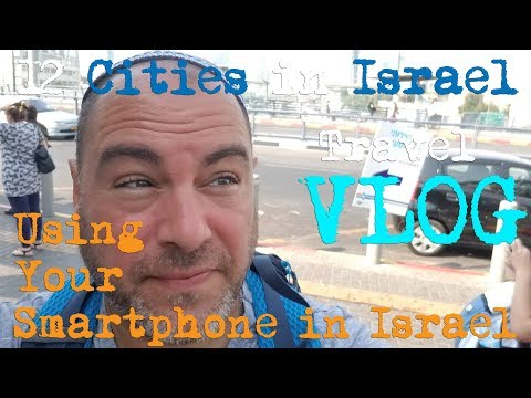 Israel Travel - Using Your Cell Phone In Israel