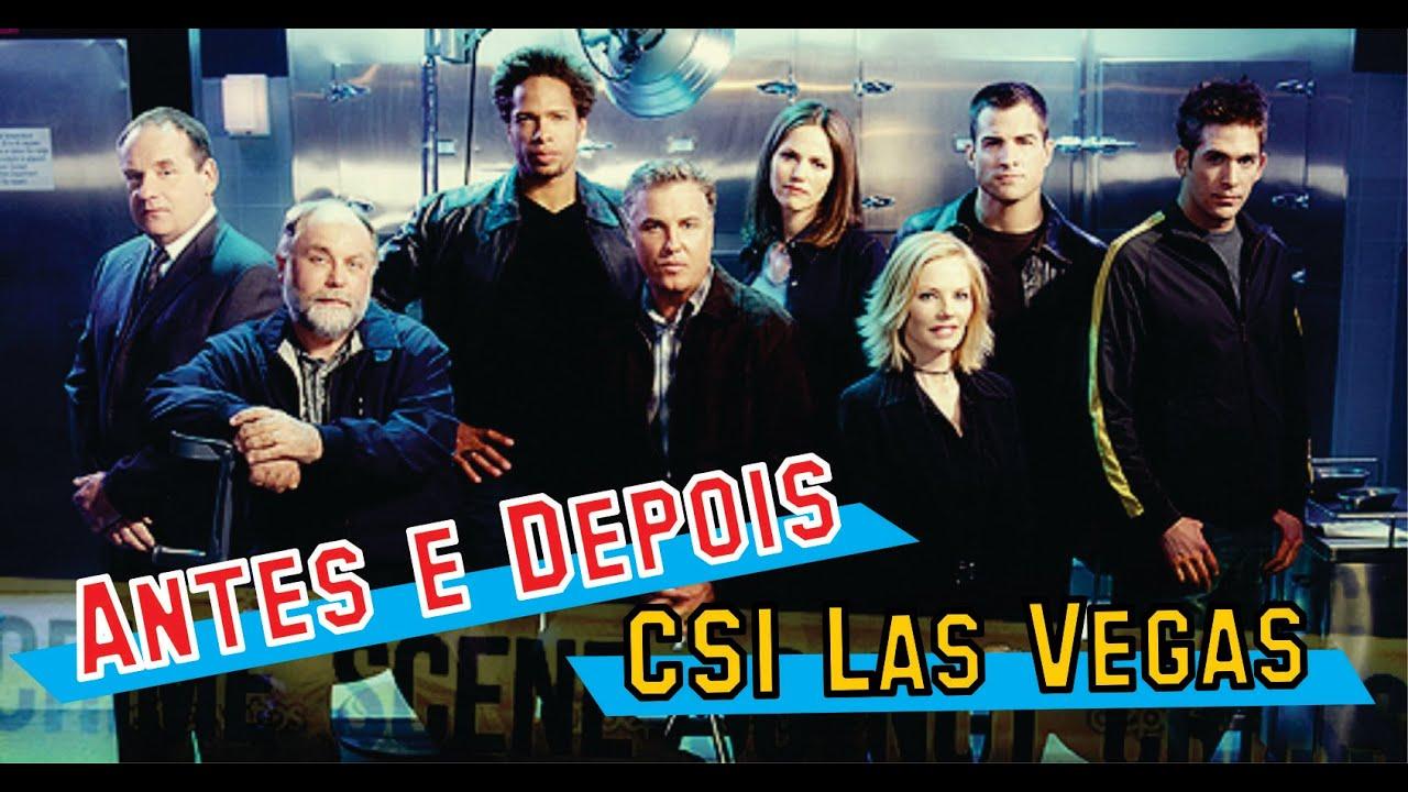 Las Vegas 94 >> CSI Las Vegas acabou? - YouTube