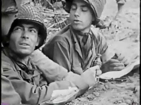 """Combat: """"Kill Or Be Killed"""" 1943 War Department; World War II; US Army Training Film"""