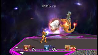 Bombstools Over Baghdad [Project M TAS Team Combo]