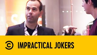 """""""Can You See The Stain On My Pants?""""   Impractical Jokers"""