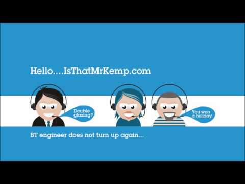 BT Customer Service Call - Engineer Didn't Turn Up