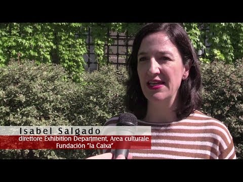 [Master Progettare Cultura] Isabel Salgado - Fundación La Caixa