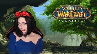 Без сна World of Warcraft Classic маг ГЧГ БРД Выбиваем шмот