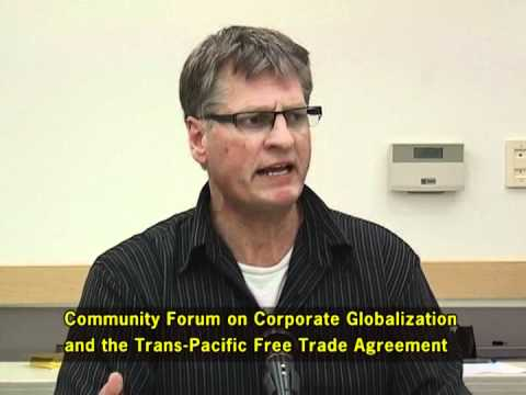 Community Forum on the Trans Pacific Free Trade Agreement
