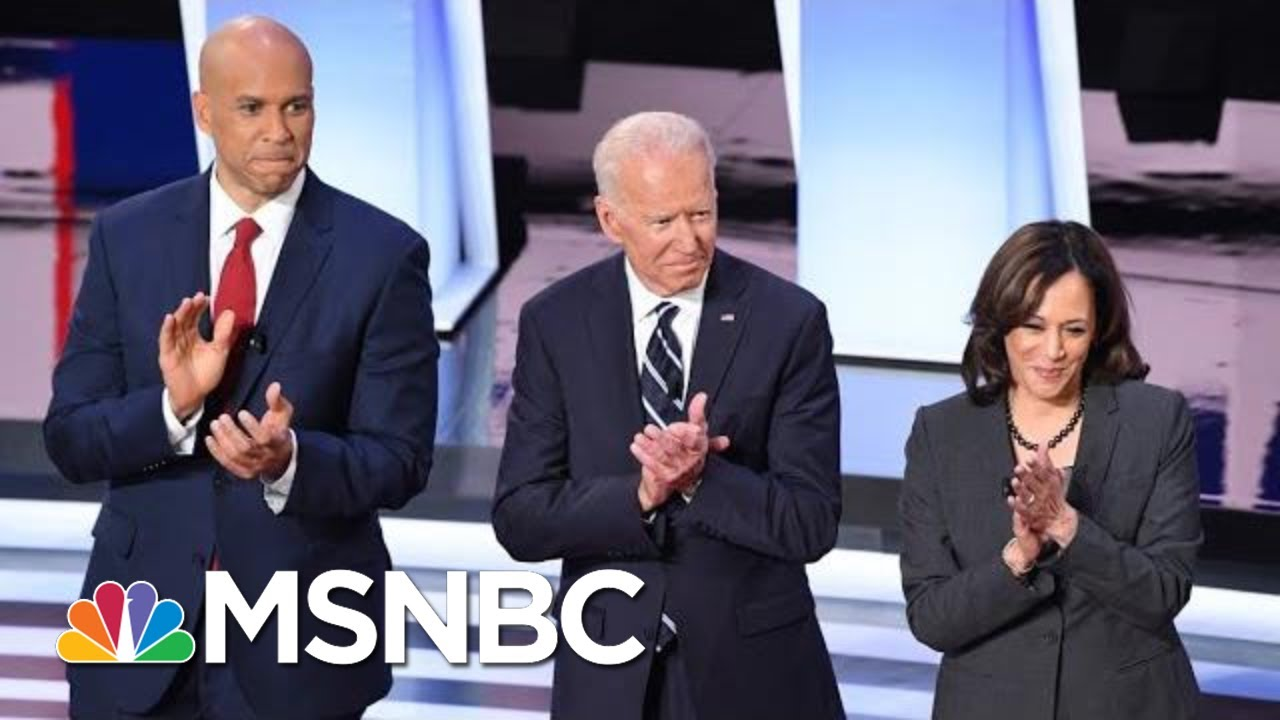 Democrats Hit Joe Biden Repeatedly In Contentious Second Night Of Debate | The 11th Hour | MSNBC