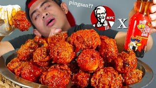 Download Video GOKIL!! BUKA PUASA PAKE 15 KFC DI CAMPUR 2 BOTOL SAOS SAMYANG NUCLEAR MP3 3GP MP4