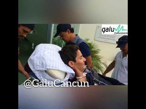 Roberto González se enfrenta a #LordCobarde ante el juez en Playa del Carmen