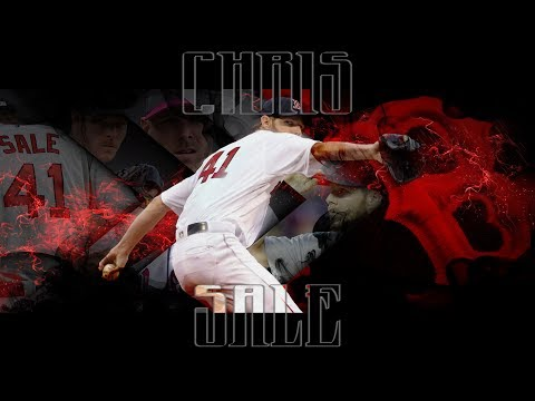 Chris Sale | 2017 Red Sox Highlights ᴴᴰ