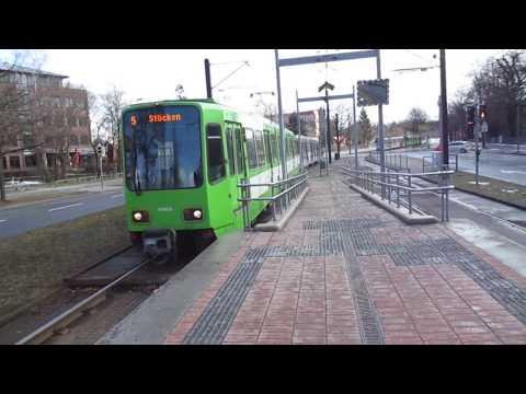 Hannover Public Transport Trailer