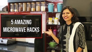 5 Amazing Microwave Food Hacks   माइक्रोवेव में बनाए झटपट नास्ता   Microwave Recipe   kabitaskitchen