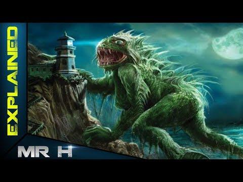 Dagon - Cthulhu Mythos Explained