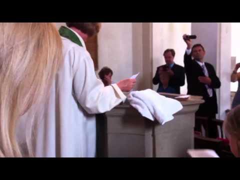 Katie Roberts Baptism
