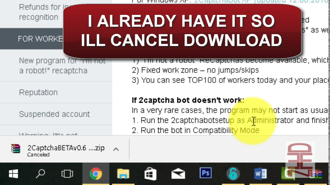 How to earn much faster in 2Captcha Philippines