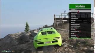 Mod menu GTA V 1.34/1.35 Online/Solo FR