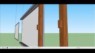 Borrador para Tablero Acrílico -SketchUp- By Fusión Five Designers
