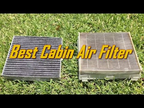 🚘 Best Auto Cabin Air Filter Review Under $9 for TOYOTA, LEXUS, SUBARU, Ford | NOT NAPA Autozone